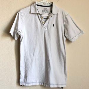 Arizona Jean Company Vintage Fit Appliqué Polo (A)